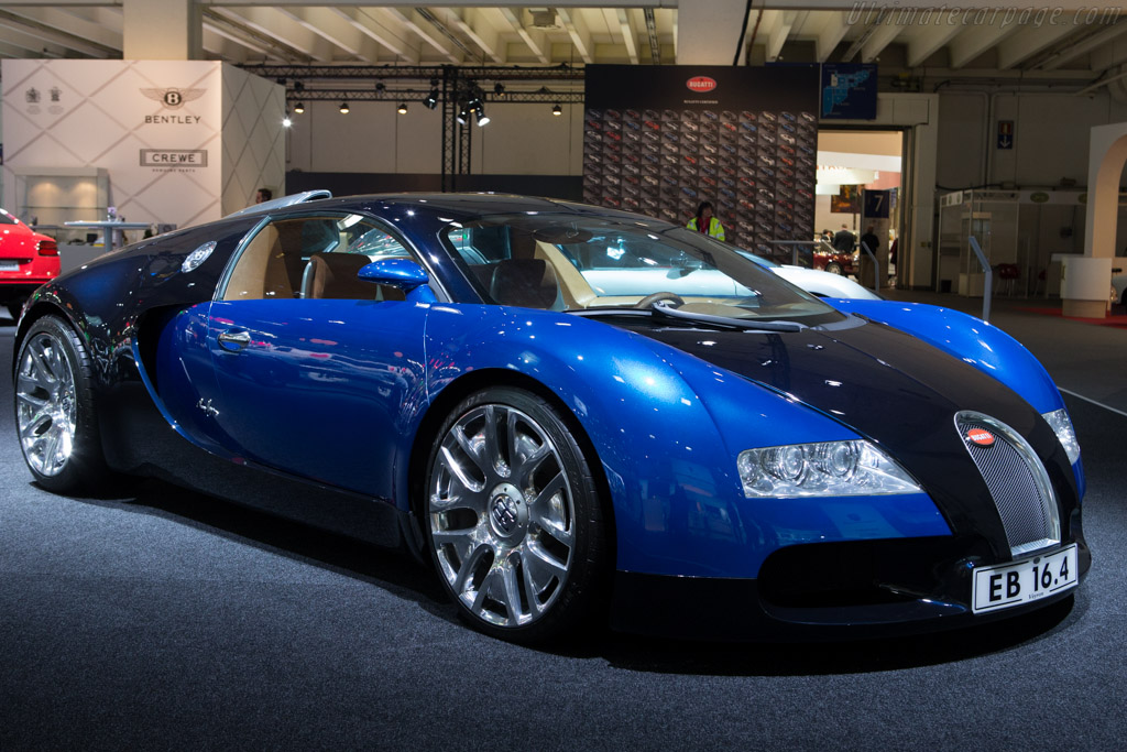 2003 bugatti eb 218 photos informations articles. Black Bedroom Furniture Sets. Home Design Ideas
