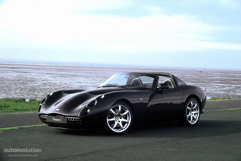 2005 TVR Tuscan #5