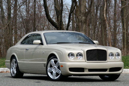 2009 Bentley Brooklands #11