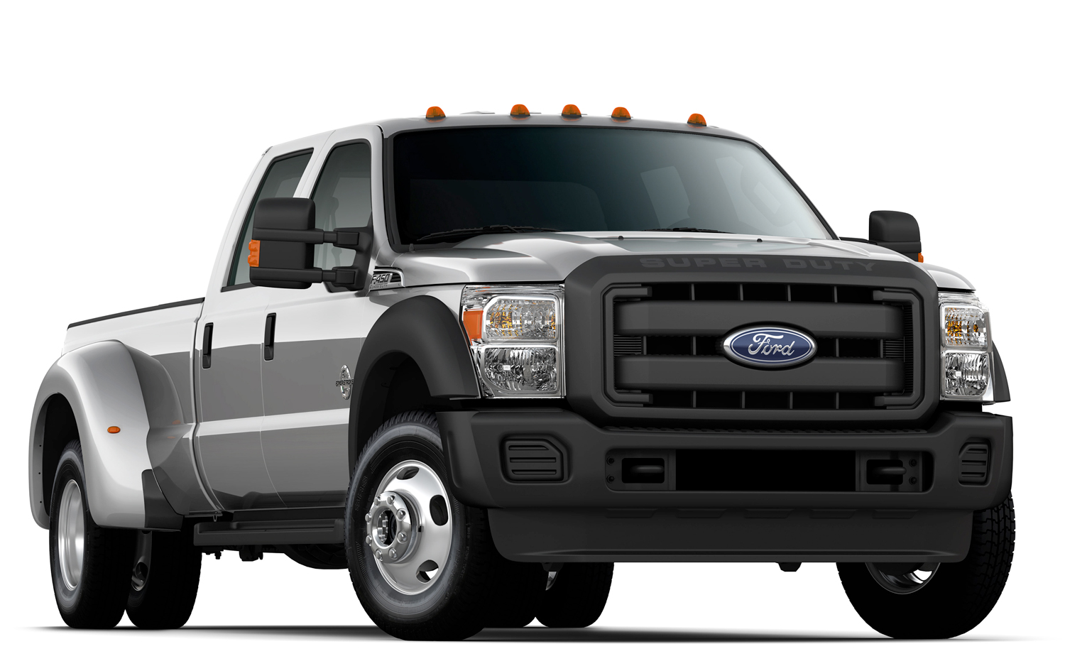 2011 Ford F-450 Super Duty #8
