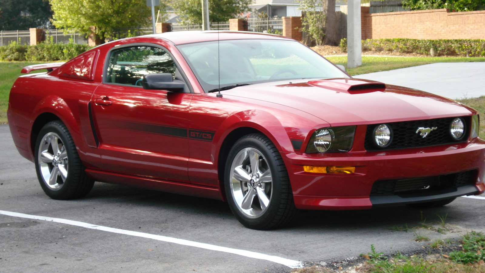 2007 Ford Mustang #3