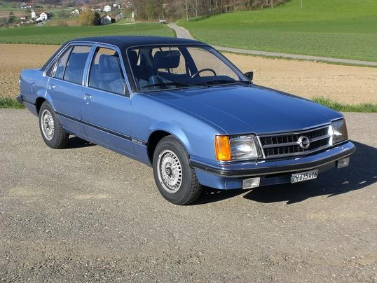 Opel Commodore #14