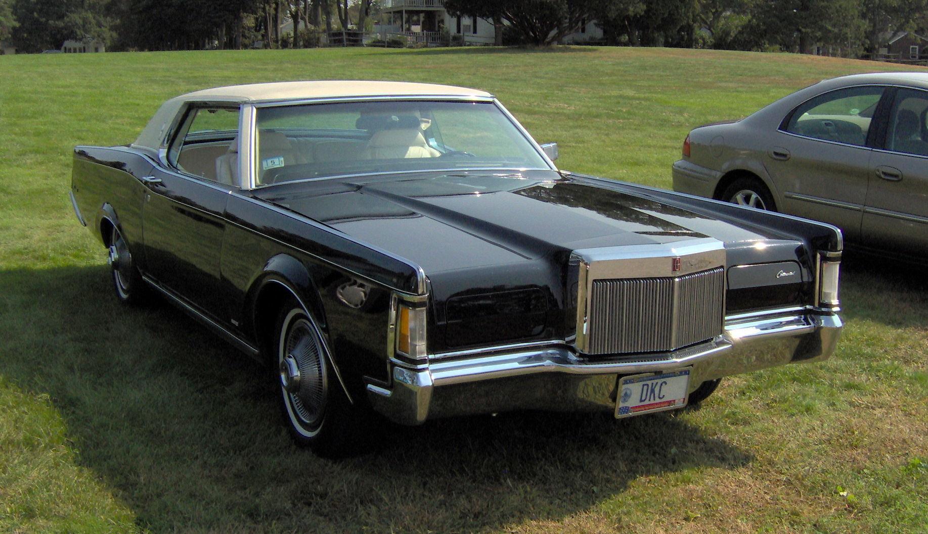 1977 Lincoln Mark Vi Photos Informations Articles 7 Wiring Diagram