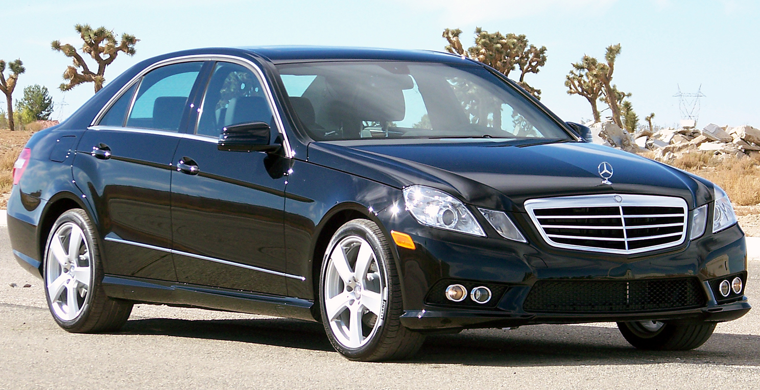 2010 Mercedes-Benz E-class Photos, Informations, Articles