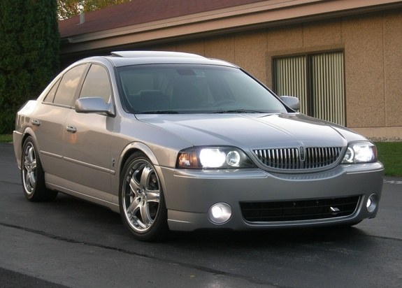 2004 Lincoln Ls #5