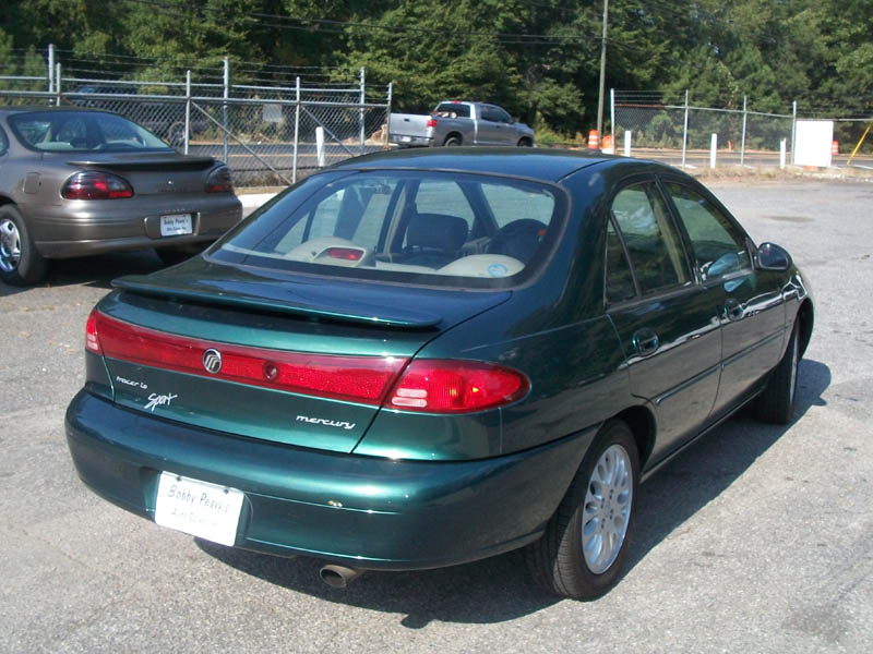 1996 Ford Tracer #8