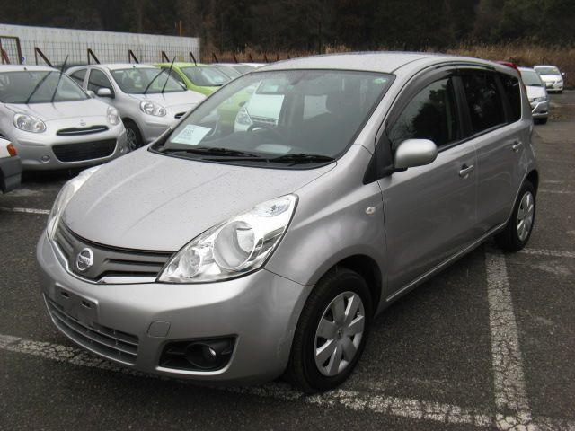 2008 Nissan Note #13