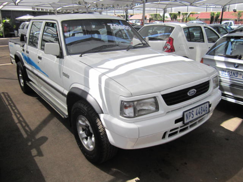1998 Ford Courier #3