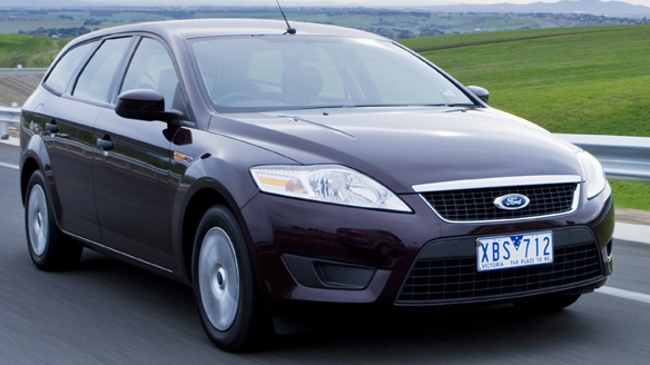 2009 Ford Mondeo #8