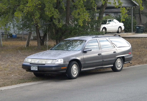 1990 Mercury Sable #10