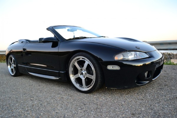 1999 mitsubishi eclipse spyder photos informations articles. Black Bedroom Furniture Sets. Home Design Ideas