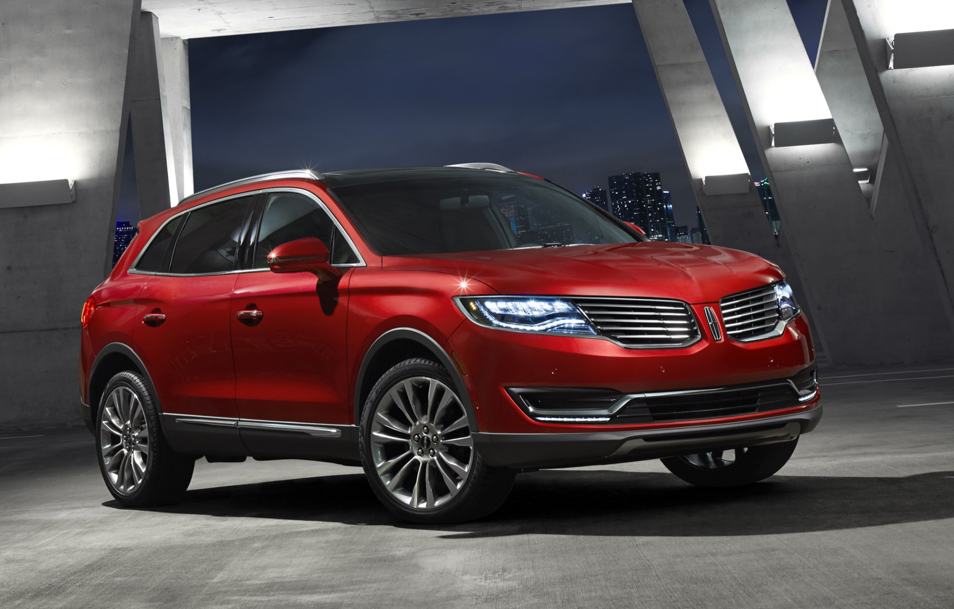 2016 Lincoln Mkx #1