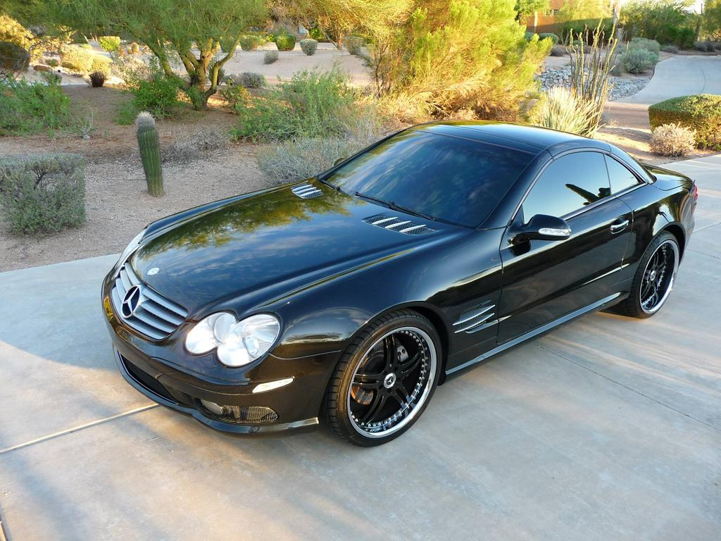 2003 Mercedes-Benz CL #8