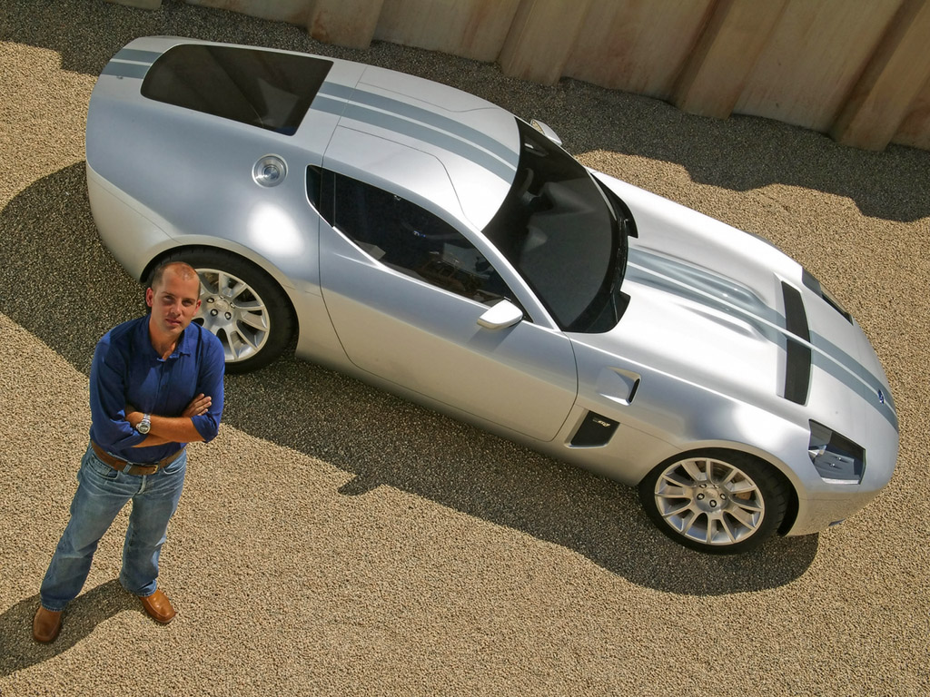 Ford Shelby GR-1 Concept #16