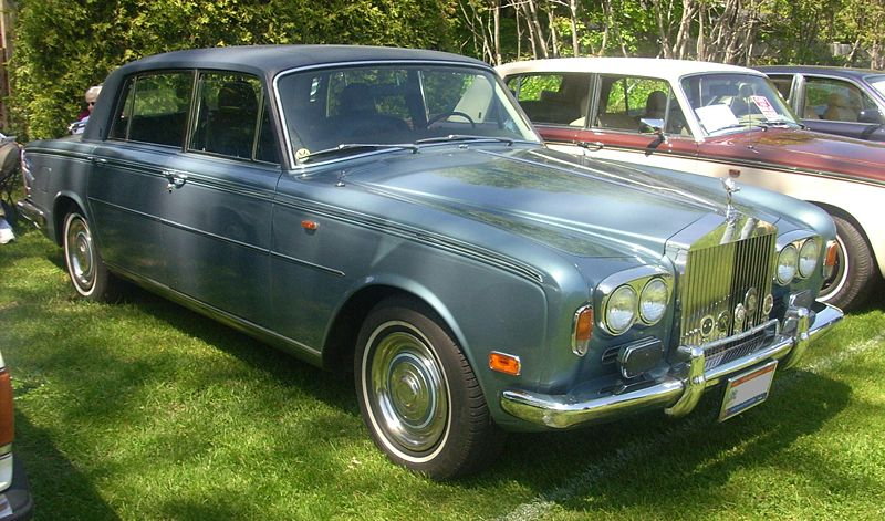 1965 Rolls royce Silver Shadow #5