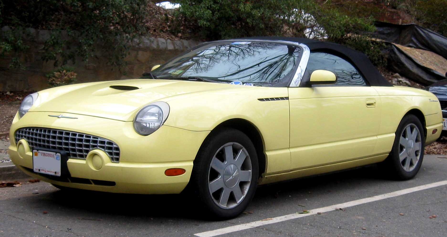 2003 Ford Thunderbird #15