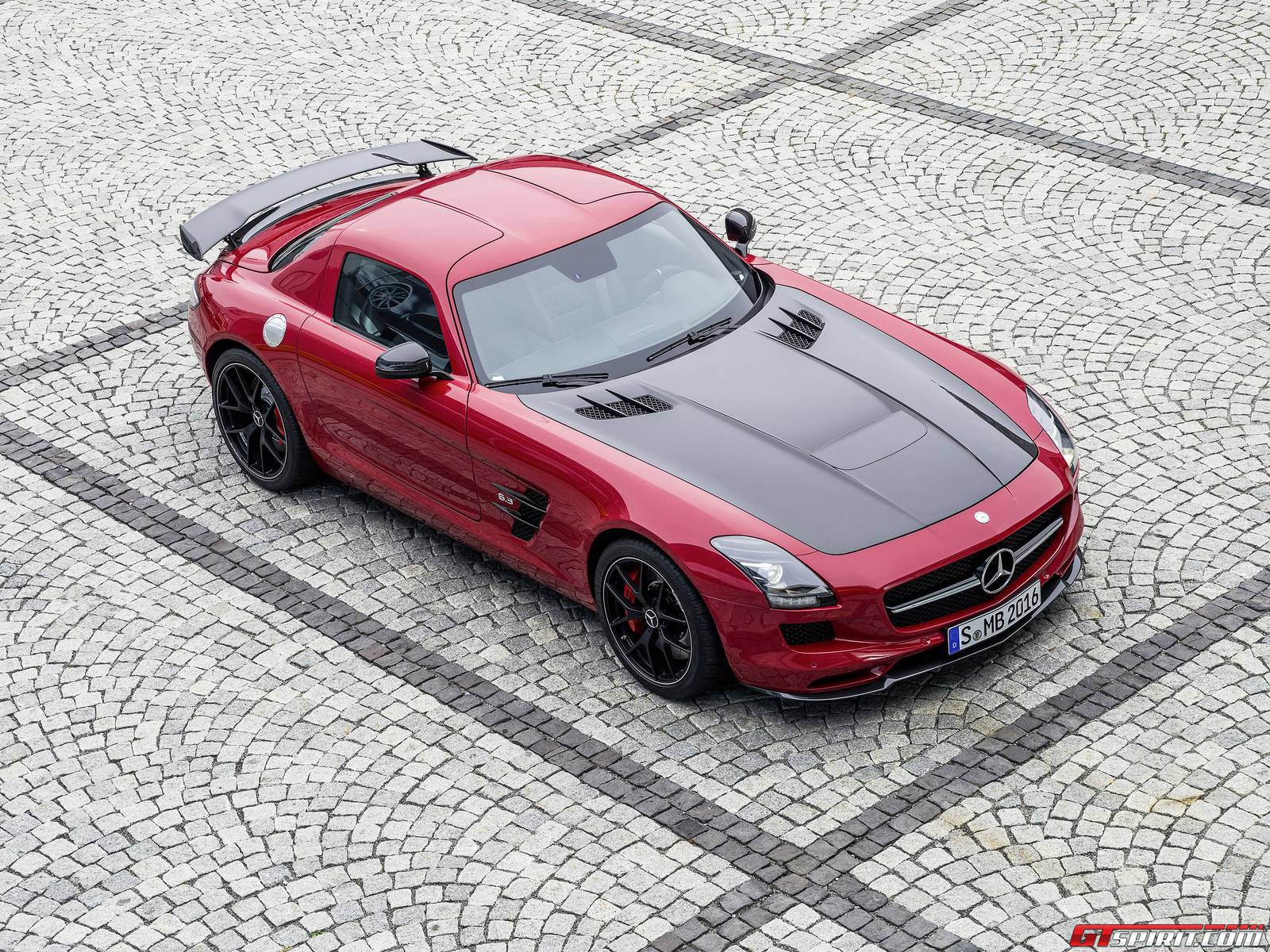 2015 Mercedes-Benz Sls Amg Gt Final Edition #10