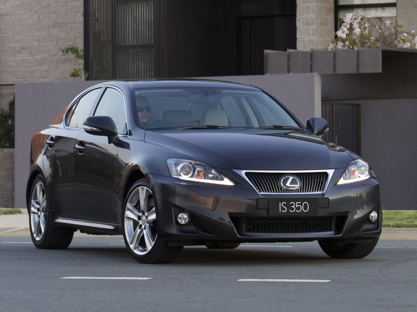2011 Lexus Is 350 #2