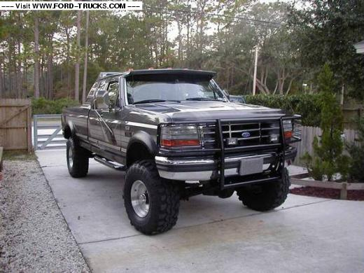 1992 Ford F-250 #11