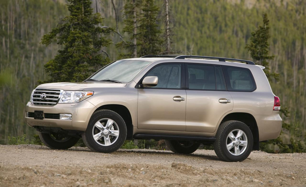 2008 Toyota Land Cruiser #6
