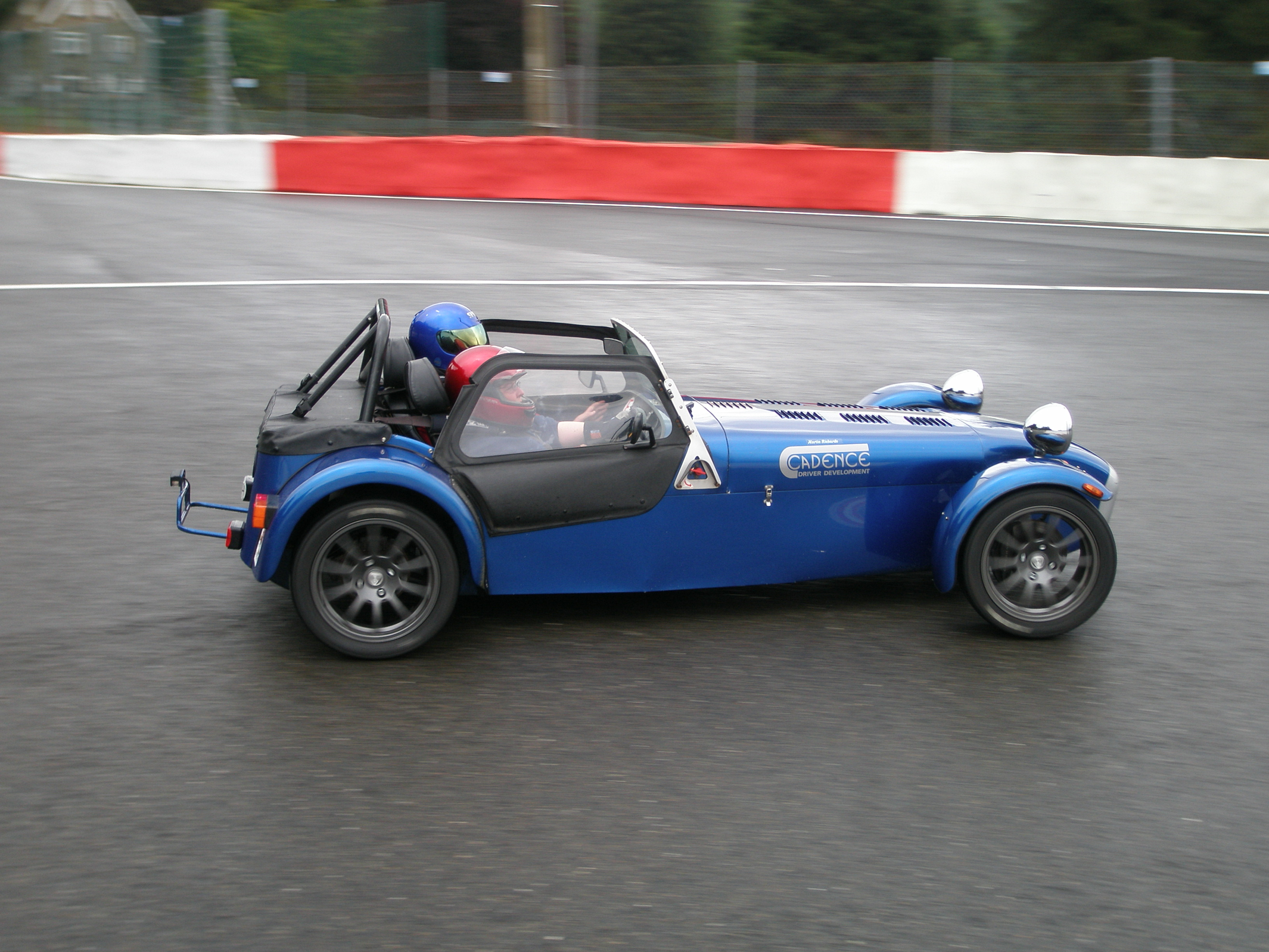 1991 Caterham Super 7 #8