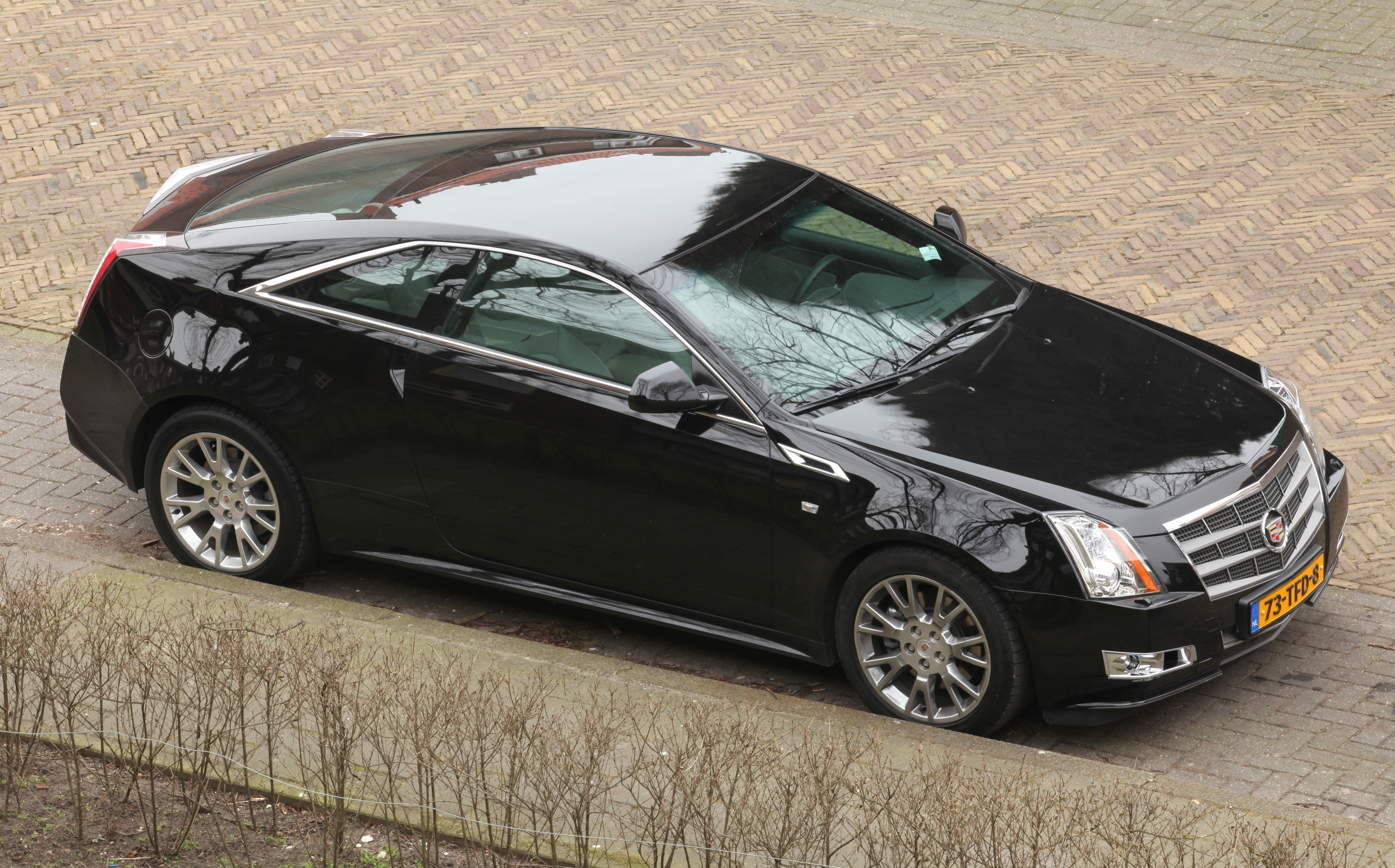 2012 Cadillac Cts Coupe #7