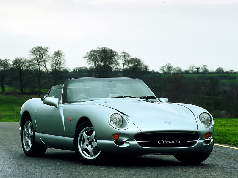 2003 TVR Griffith #7