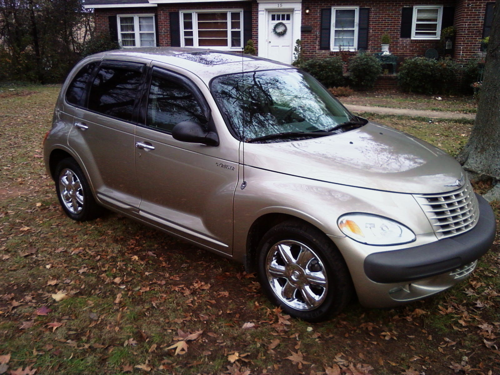 service manual 2003 chrysler pt cruiser how to remove