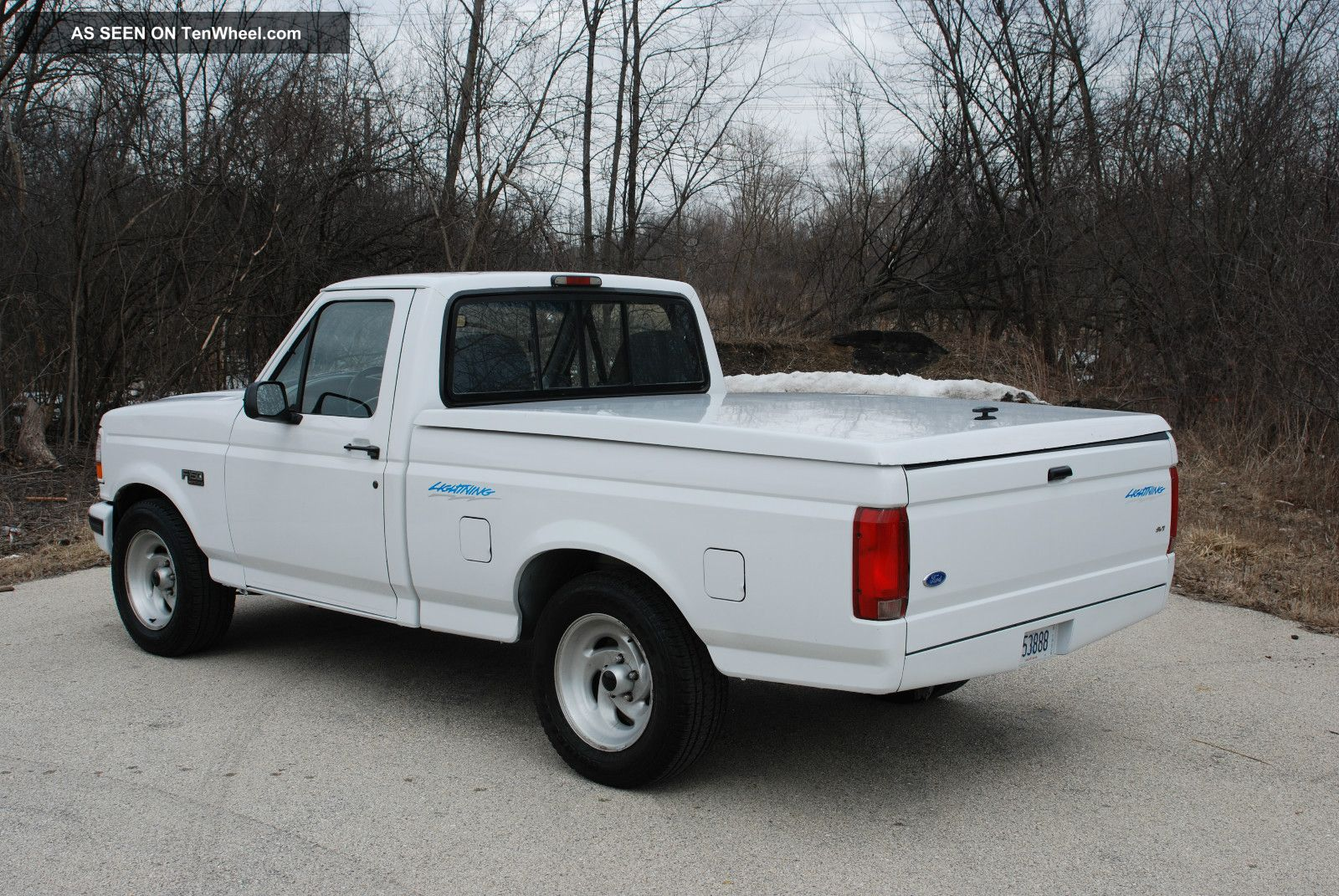 1995 Ford F-150 Svt Lightning #7