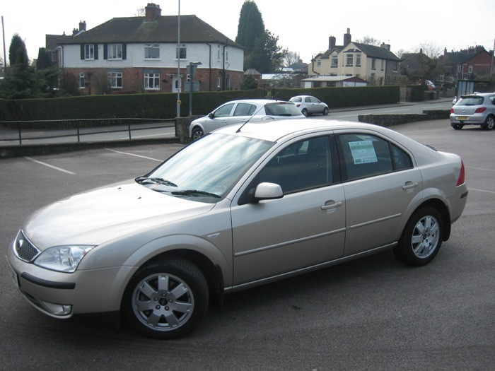 2004 Ford Mondeo #5