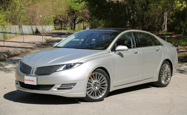 2014 Lincoln Mkz #5