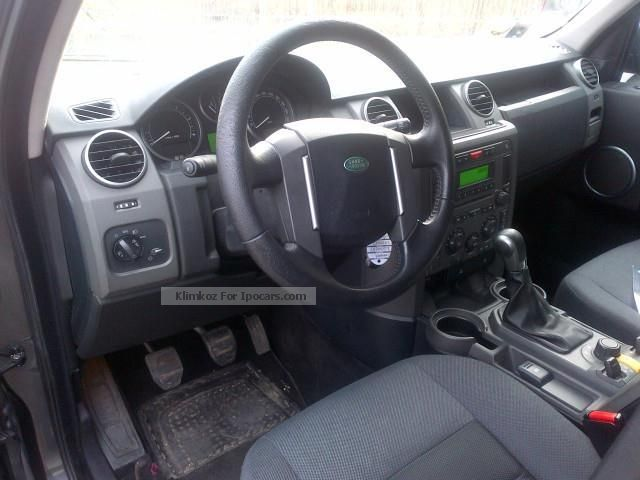 2005 Land Rover Discovery 3 #14
