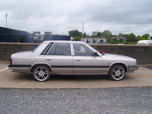 1987 Nissan Laurel #15