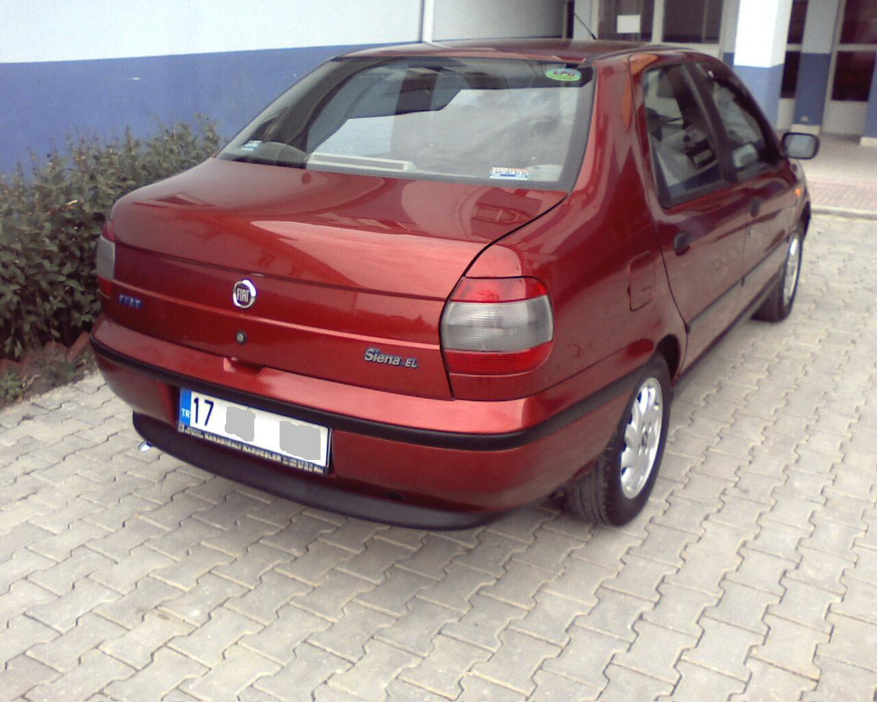 2000 fiat siena photos, informations, articles - bestcarmag
