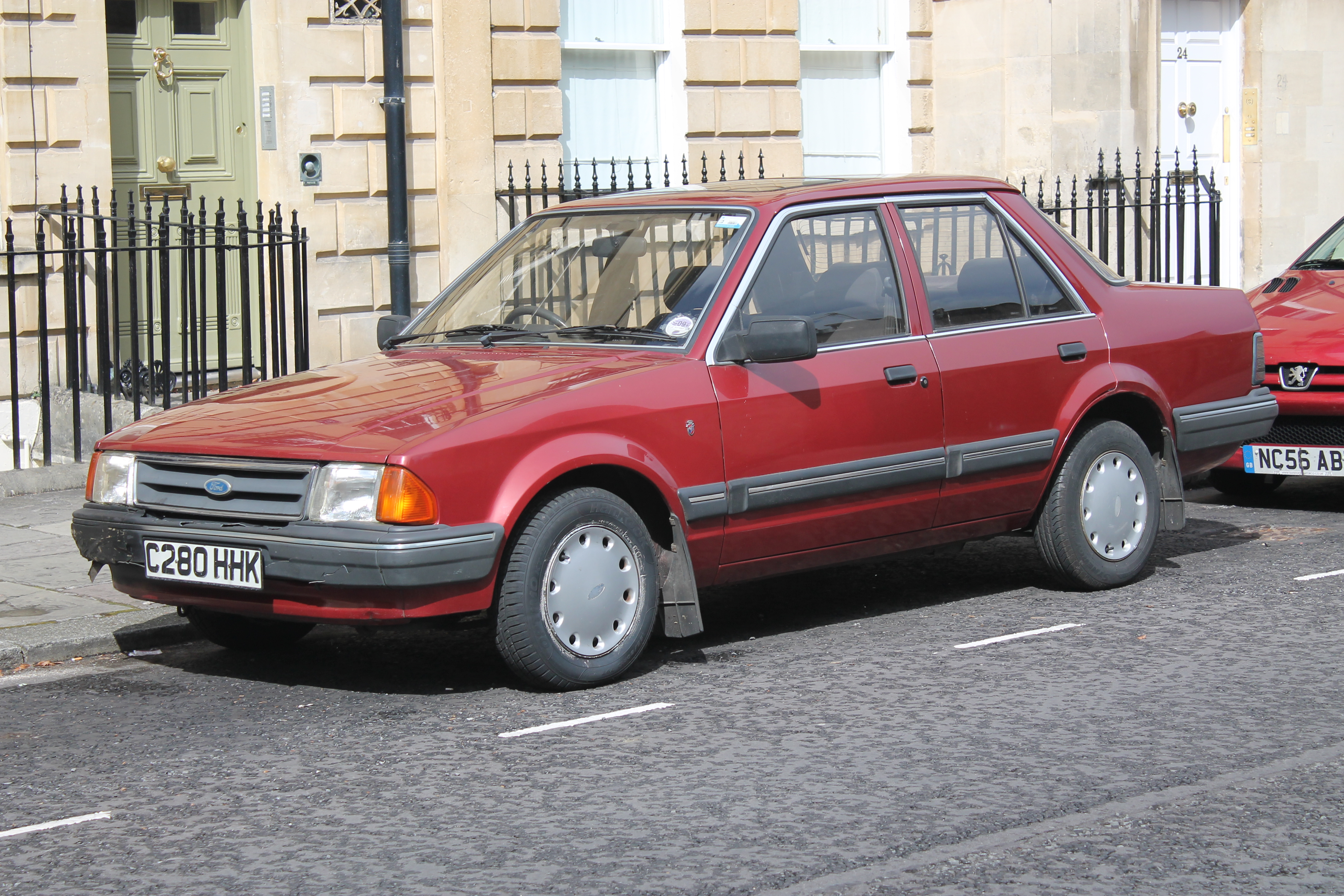 1985 Ford Orion #3