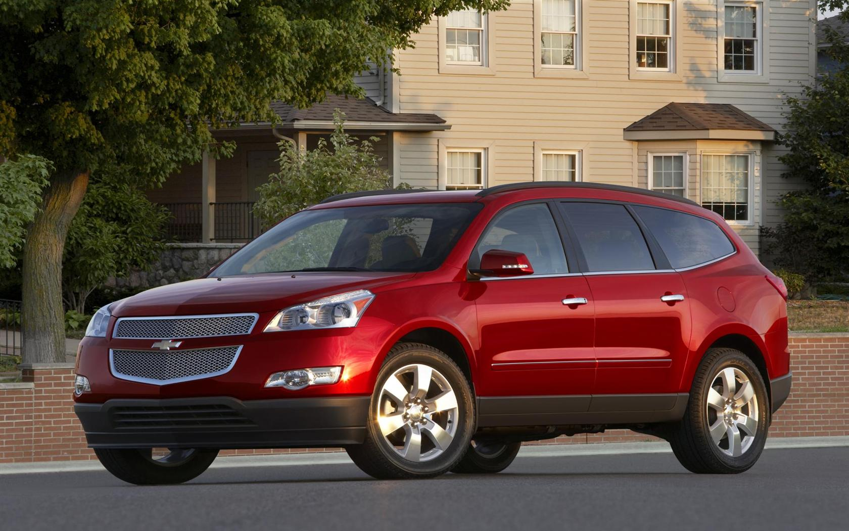 2012 Chevrolet Traverse Photos Informations Articles Chevy Engine Diagram 5