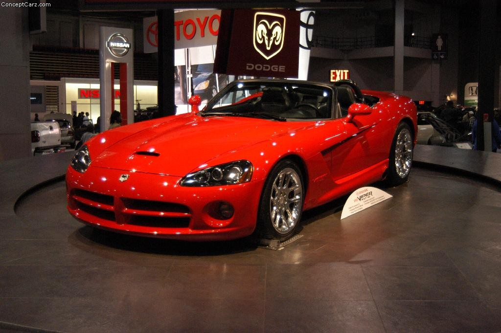 2000 Chrysler Viper #8