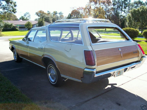 1972 Oldsmobile Vista Cruiser #7