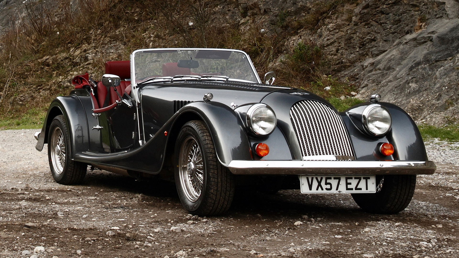 2006 Morgan Plus 8 #8