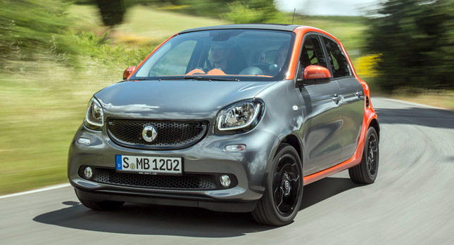 2015 Smart Fortwo #11