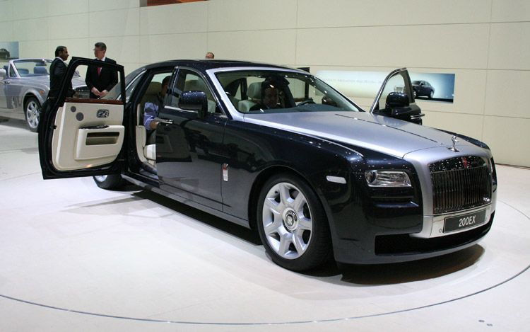 Rolls royce Ghost #15