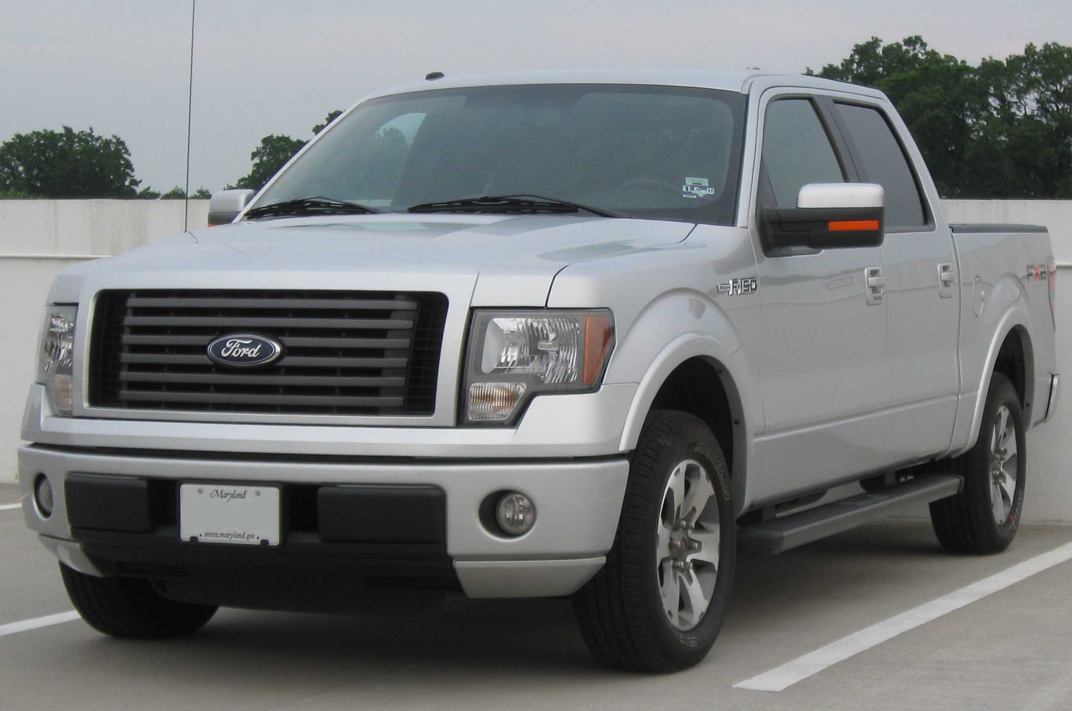 2010 Ford F-150 #9