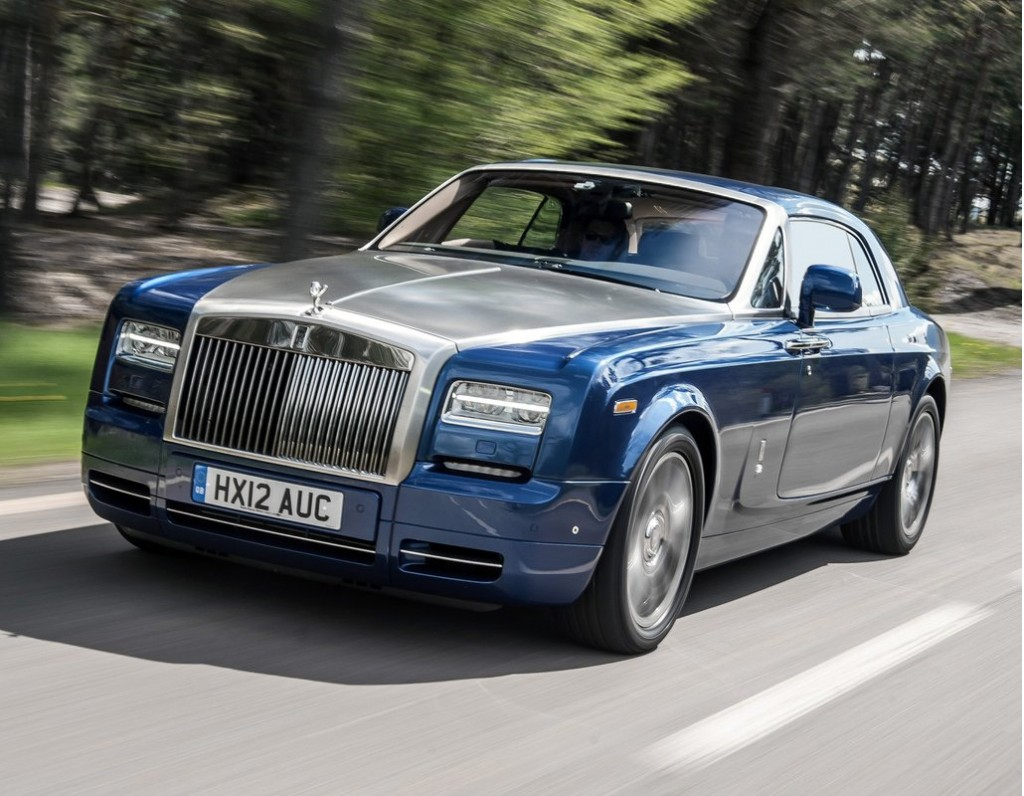 Rolls royce Phantom Coupe #6