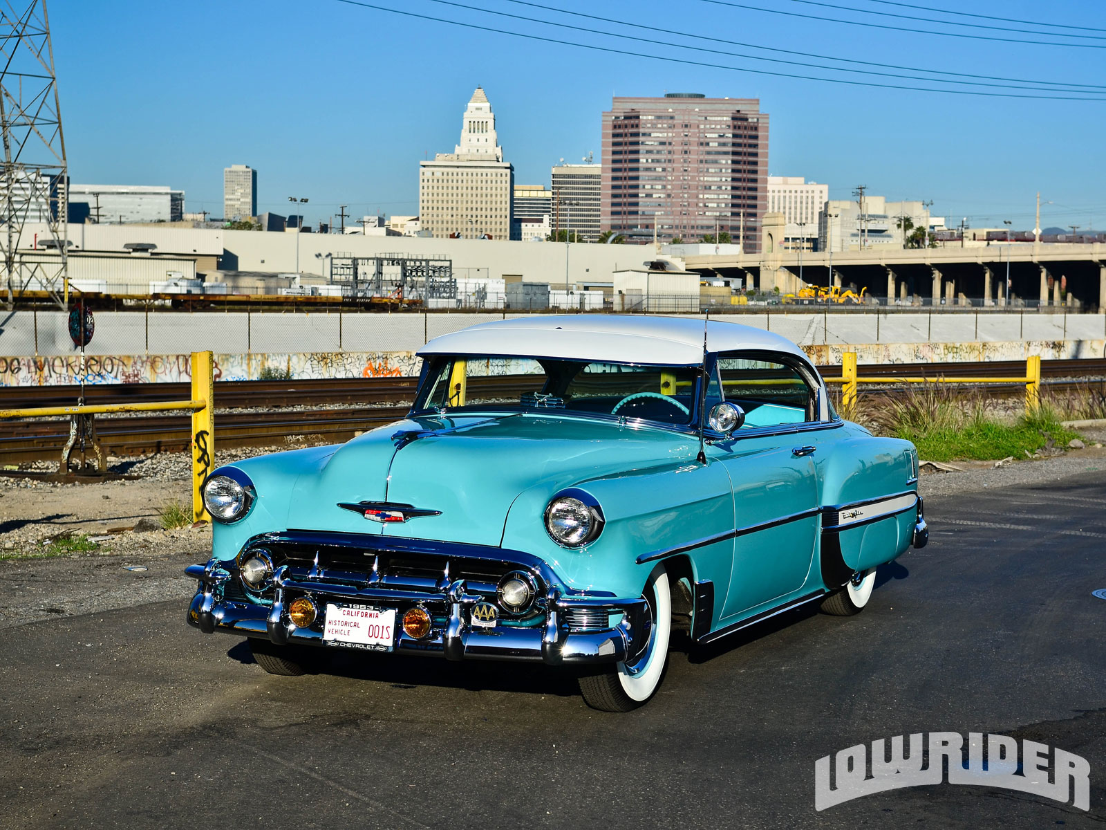 1953 Chevrolet Bel Air #20