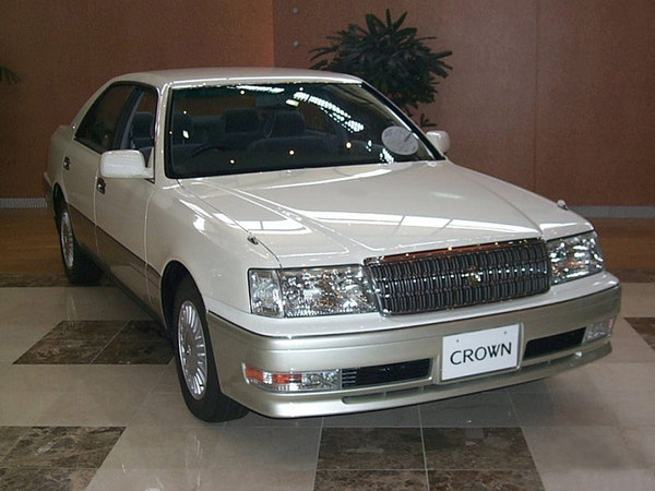 1995 Toyota Crown #7