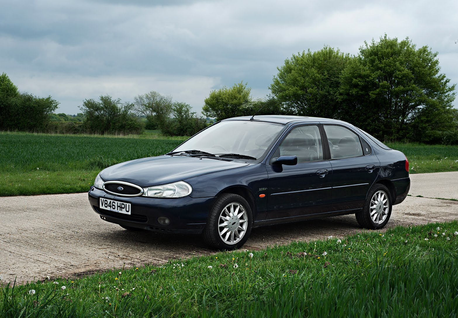 1999 Ford Mondeo #12