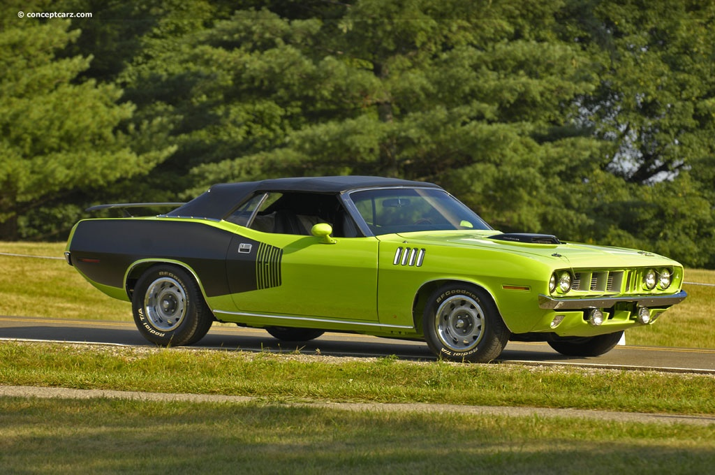 1971 Plymouth Barracuda #2