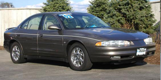 2002 Oldsmobile Intrigue #7