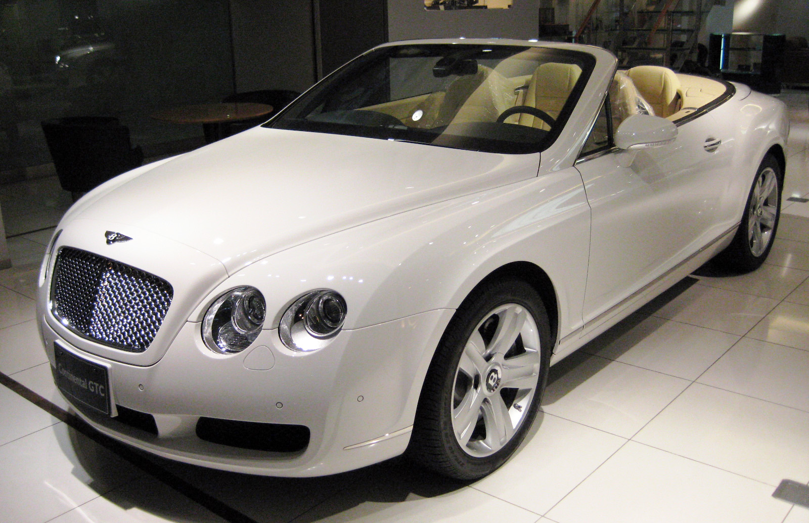 Bentley Continental Gtc #17