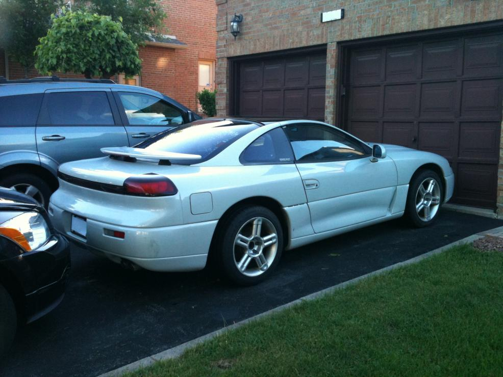 1994 Dodge Stealth #7